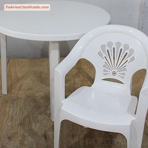 Venta de Muebles de Plástico para Jardín y Terraza - Mobiliario y ...