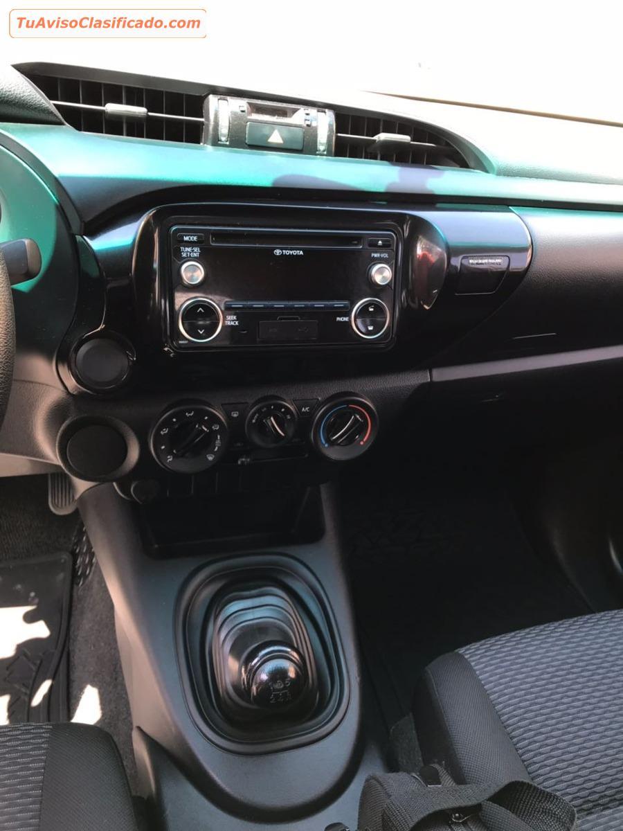 Toyota Hilux 4x4 Ao 2015 90000 X Autos Camionetas Y Motos Toyotas Usados En Guatemala