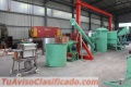 Linea de extraccion de aceite de palma 8 tn dia