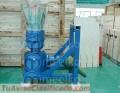 MKFD230P - Peletizadora 230mm 22hp PTO para concentrados balanceados 300-400kg/h