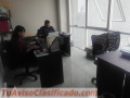 Renta de oficina amueblada en polanco