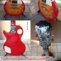 Guitarra electrica les paul serie 100 original