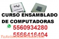 CURSO BASICO DE ENSAMBLADO, INSTALACIÓN Y MANTENIMIENTO DE COMPUTADORAS - BASICO REPARACIÓ