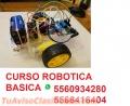 ROBOTICA BÁSICA  CURSO DE VERANO 2019