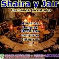 AMARRES, LIMPIAS, HECHIZOS... PODEROSOS HERMANOS BRUJOS SHAIRA Y JAIR 00502-50552695