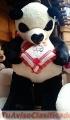 Oso panda de peluche Gigante, altura de 2.00 m, personalizado para cualquier evento