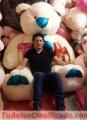 Oso de peluche Gigante, 1.85 metros, XV años, cumpleaños, aniversario, novia…