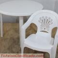Venta de Muebles de Plástico para Jardín y Terraza