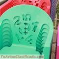 Paquete Infantil Silla y Mesa Plegable 150x50