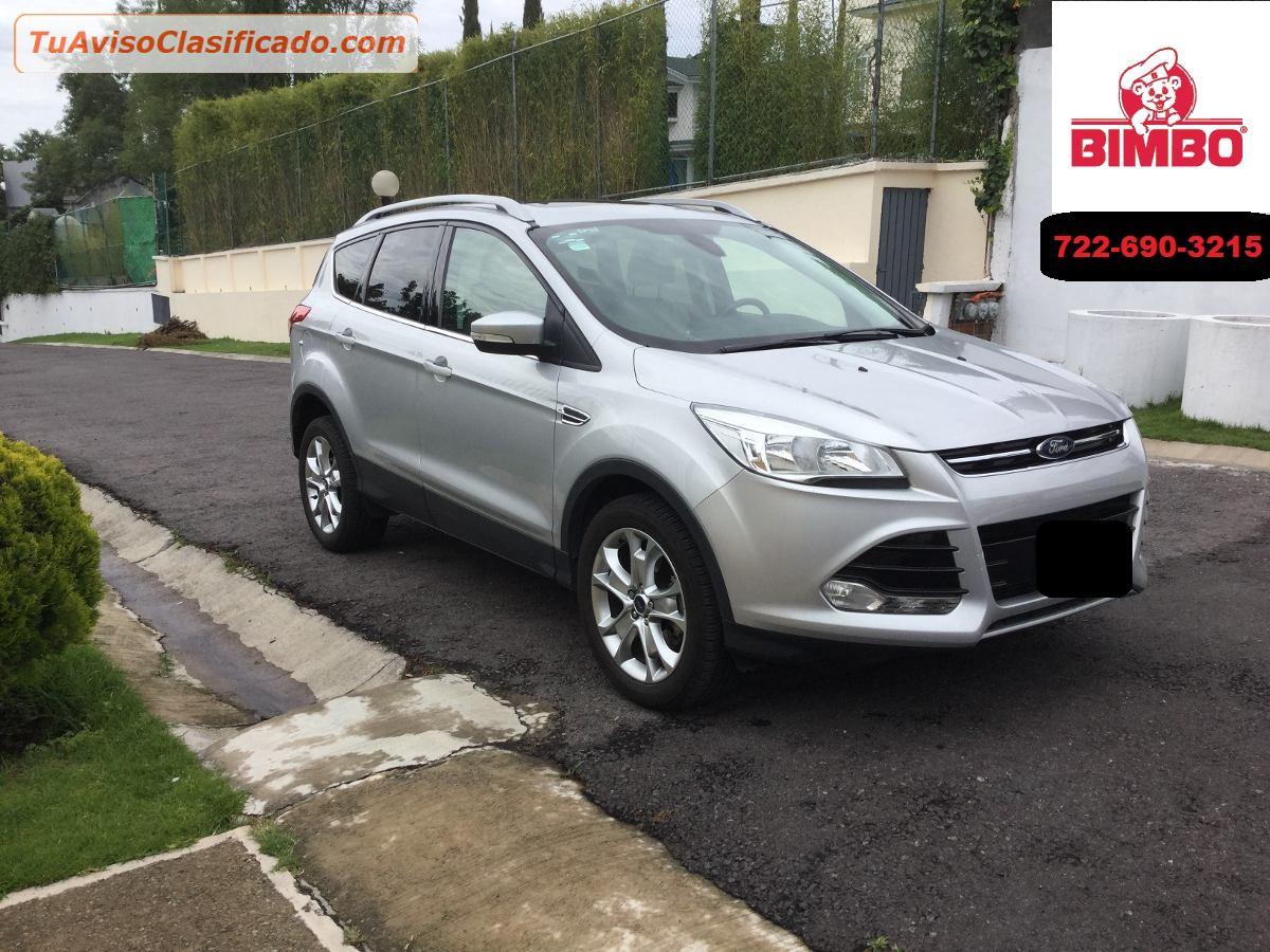 Ford Escape 2015 Autos Camionetas Y Motos Autos Y Carros