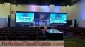 Un equipo d audio adecuado a t evento.  social, cultural,  Relijioso, empresarial