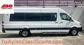 MERCEDES BENZ SPRINTER 2014
