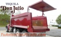 CAMION DE VOLTEO KENTWORTH T880 MODELO 2012