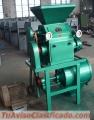 Hasta 400kg hora Molino para hacer harina de trigo electrico trifase