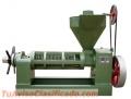 Prensa extrusora de oleaginosas extracción de aceites 350-500 kg/hr