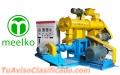 Extrusora para pellets alimentos para perros 320-400kg/h 22kW - MKEW080B