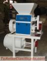 Molino para hacer harina de trigo hasta 130kg hora