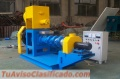 MKED090B  Extrusora para pellets alimentacion perros 300-350kg/h 37kW