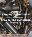 COMPRA DE CHATARRA DE CARBURO EN LEON