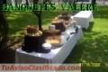 Bocadillos canapes servicio a domicilio CDMX 5535609443