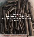 COMPRA VENTA DE CARBURO DE TUNGSTENO EN GUANAJUATO