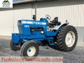Tractor ford 9600 1973