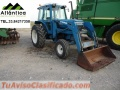 Tractor ford 6700 1976