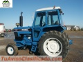 Tractor  Ford 7700 año 1978