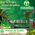 PRENSA DE ACEITE MODELO MKOP130