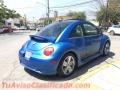 Volkswagen Beetle mod. 2001