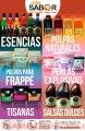 Más Sabor - Productos para Barra de Frappé, Café y Coctelería
