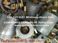 COMPRA DE PEDACERIA DE CARBURO DE TUNGSTENO EN SILAO