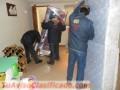 Fletes, mudanzas y maniobras de volados de muebles en DF